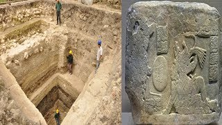 Archaeologists Were Exploring Maya Ruins When They Discovered This