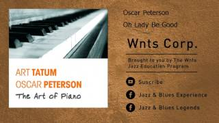 Oscar Peterson - Oh Lady Be Good