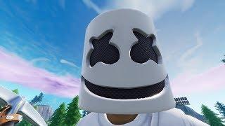 Marshmello Paper Cosplay Helmet 免费在线视频最佳电影电视节目
