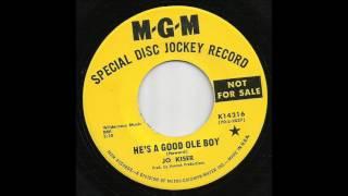 Jo Kiser - He's A Good Ole Boy