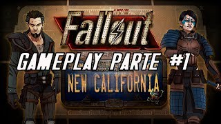FALLOUT NEW CALIFORNIA: GAMEPLAY#1 - INTRO