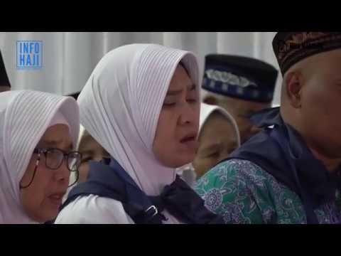 Informasi Haji Kloter 06 Embarkasi Aceh Tahun 2018