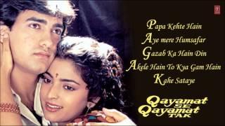 """Qayamat Se Qayamat Tak"" Movie Full Songs | Aamir Khan"