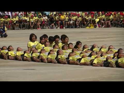 和奏、小学校最後の運動会