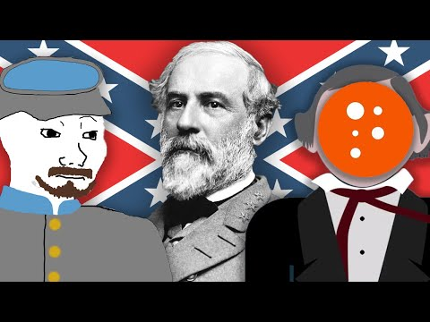 PragerU and the CULT of General Lee-aboos - SIMPS and Apologists for the Confederates