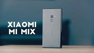 Xiaomi Mi MIX полный честный обзор, отзыв пользователя. Что это и зачем так дорого?