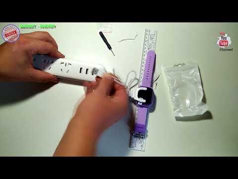 Smart Baby Watch DF25 Q300 AQUA, GW400s Водозащищенные детские часы
