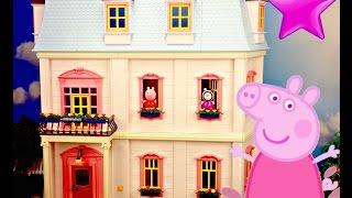 26º # Peppa Pig juguetes en español 🏠En la CASA de...🏠