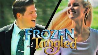 Frozen/Tangled DISNEY Mashup