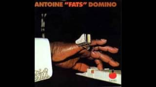 Fats Domino  -  All By Myself  -  (Live 1989 with chorus overdubs)