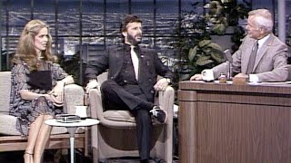Ringo Starr and Barbara Bach on The Tonight Show Starring Johnny Carson - 05/06/1981 - pt. 2