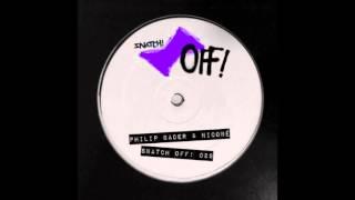Philip Bader & Niconé - Break It Down (Original Mix) [Snatch! Records]