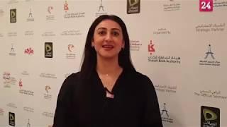 """هيفاء حسين: """"الشارقة القرائي للطفل"""" عامل أساسي في اكتشاف المواهب"""