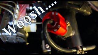 Ultimate Turbo Blow off Sound? Boomba BPV/BOV WRX  +15whp?! (4K
