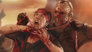 Mortal Kombat X Jason Voorhees Ending - Arcade Ladder Ending! (Mortal Kombat 10)