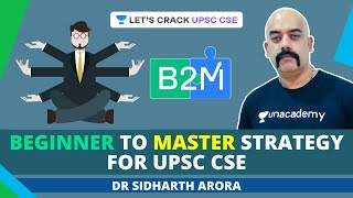 Beginner to Master Preparation Strategy for UPSC CSE 2020-21 | UPSC CSE/IAS | Dr Sidharth Arora - Download this Video in MP3, M4A, WEBM, MP4, 3GP