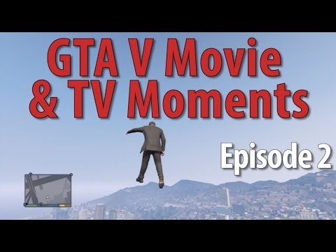 See If You Can Name All These GTA V Movie References
