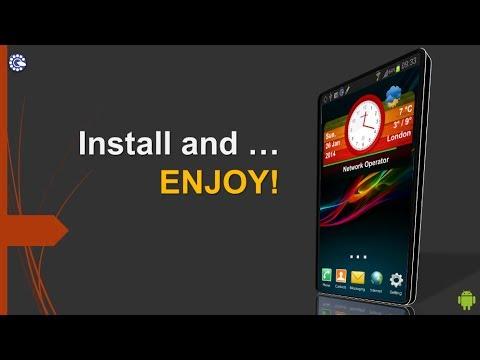 Video of teraPhone Smart Mobile Tools