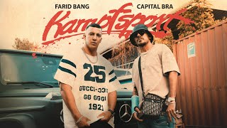 Kadr z teledysku KAMPFSPORT tekst piosenki Farid Bang & Capital Bra