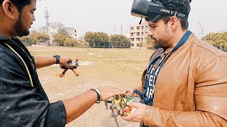 Flying the Fastest Drone ever @ 280 km/hr 😮