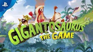 Gigantosaurus The Game - Launch Trailer   PS4