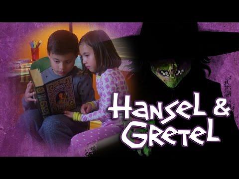 HANSEL & GRETEL - Maker Tales ft. EvanTubeHD & JillianTubeHD