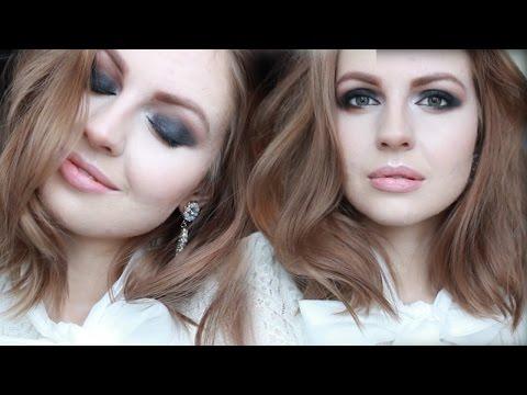 Макияж на Новый Год♥Classic Smokey Eye Makeup Tutorial ♥
