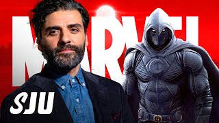 Oscar Isaac in Talks to Star in Moon Knight on Disney Plus | SJU by Clevver Movies