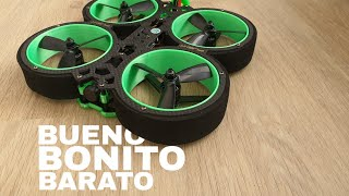 IFLIGHT GREEN HORNET [unboxing y review] [Drone fpv CINEMATICO barato] 2020.