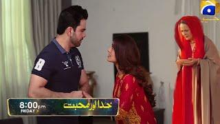 Teaser & Promo   Khuda Aur Mohabbat   Season 3   Epi 23   Khuda Aur Mohabbat Episode 23 Showbiz Glam