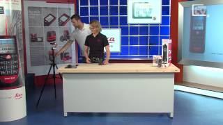 WERKZEUG TV #6 Laserdistanzmessung - Leica
