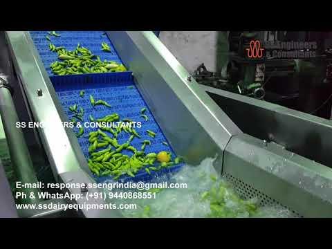 Vegetables Washer