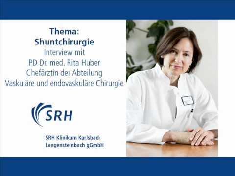 Die Norm pti bei der Thrombophlebitis