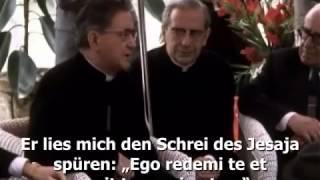 Die Berufung des hl. Josefmaria