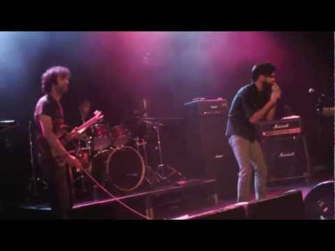 Throw Catch - Reasonable Doubt @ The Metro Theatre (15th December 2012)