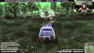 H1Z1 Battle Royale Gameplay - UNFOCUSED HIGH FINISH! | H1Z1 PC Gameplay