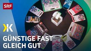 Hörgeräte-Batterien im Vergleich – Unerhörte Preisunterschiede | 2019 | SRF Kassensturz
