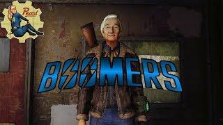 Fallout NV Boomer Overhaul