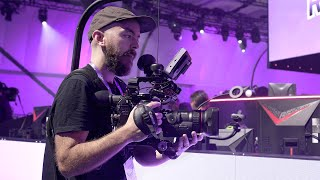 Canon C500 MKII - Testing The New Image Stabilization.
