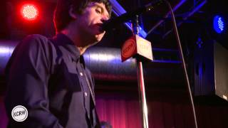 "Johnny Marr Performing ""How Soon Is Now?"" Live At KCRW's Apogee Sessions"