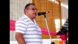 preview picture of video 'DIRECTOR DEL CIAT DE LA GOBERNACION FELICITO EL ESFUERZO DE LA FEXPOSUR 2014'