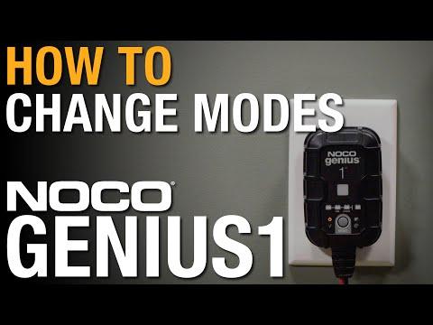 NoCo Genius 1 Cargador / Mantenedor Bateria 1 Amp