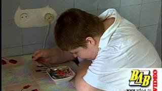 Волгоградский мальчик-гигант стремительно теряет вес