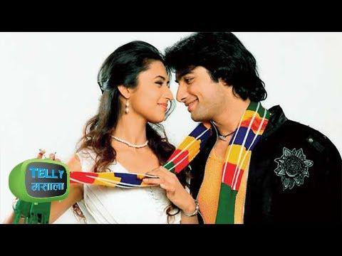 Divyanka Tripathi, Sharad Malhotra in Love - Banoo Main Teri Dulhan Pair Back