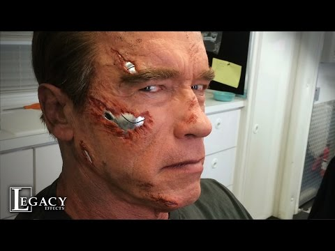 Making the Terminator in the Terminator Genisys (2015) Movie