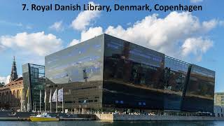TOP 10 LARGEST LIBRARY IN THE WORLD 2020