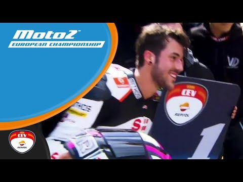 Best moments Jesko Raffin (Swiss Innovative Investors) Champion 2018 Moto2™ European Championship