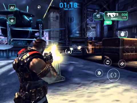 Shadowgun Deadzone IOS