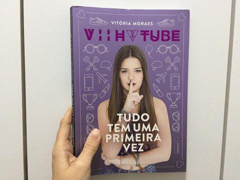 Resenha do livro - Tudo tem uma primeira vez, da Viih Tube #2