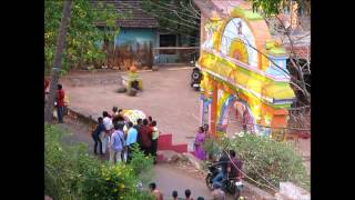2014-02-26 Wedding Procession, Chapora